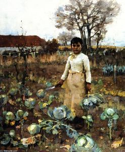 James Guthrie - La fille d un Hind