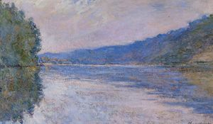 Claude Monet - La Seine à Port-Villez