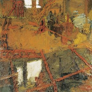 Frank Helmuth Auerbach - Empire Cinema, carte postale moderne