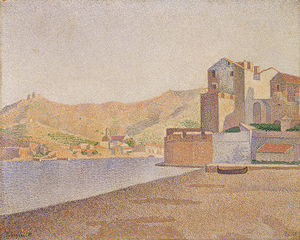 Paul Signac - Collioure